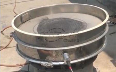 化工粉末超声波振动筛试机