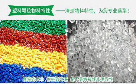 塑料颗粒筛分用什么振动筛设备好?