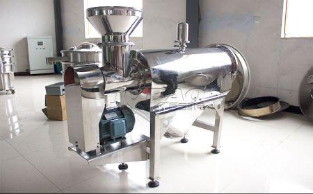 碳化钨粉怎么分级除杂?碳化钨粉振动筛分设备