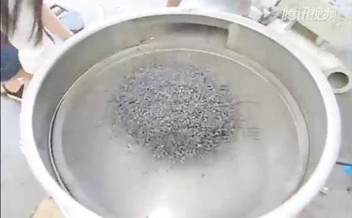 600圆形振动筛颗粒分级筛分试机