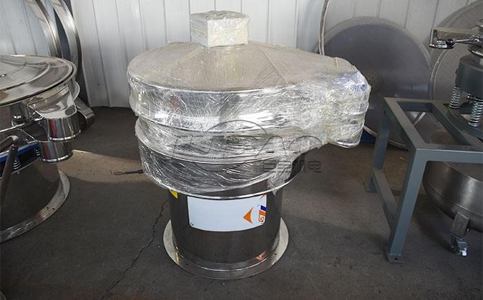 滑石粉超声波振动筛