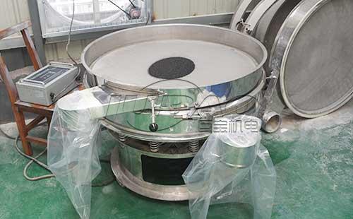 超声波振动筛活性炭筛分试机